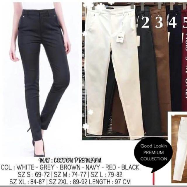 Cottonpant (black)