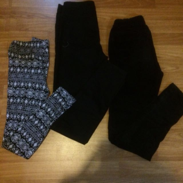 DIJUAL PAKETAN LONG PANTS !