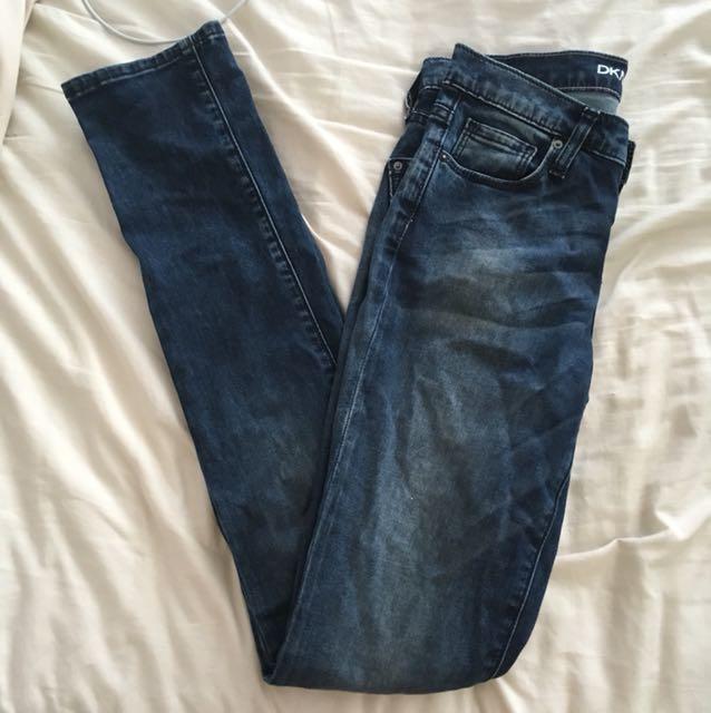 Donna Karen Jeans