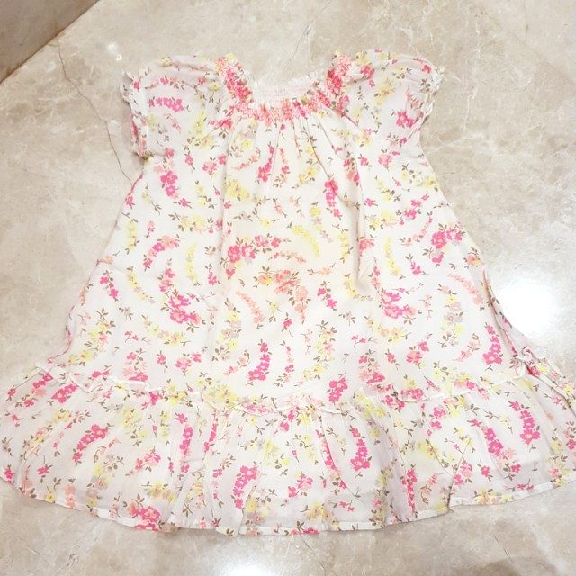 Dress anak 1 -2 tahun
