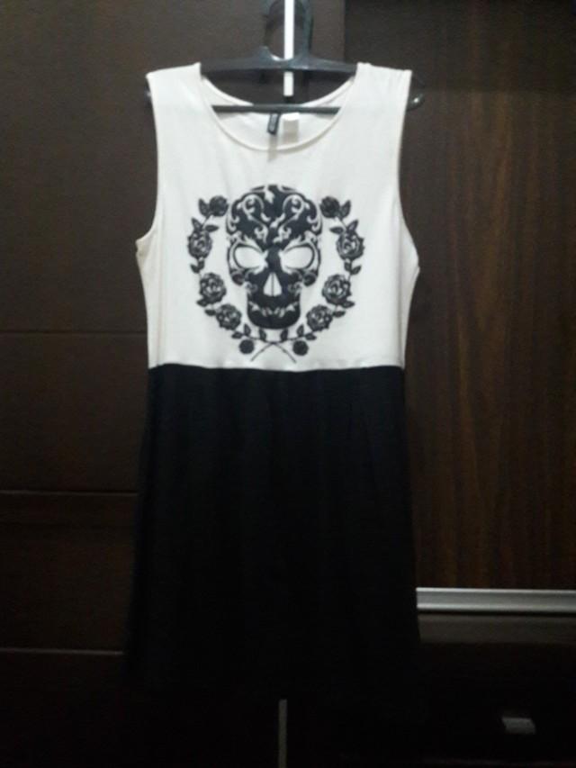 Dress Tengkorak