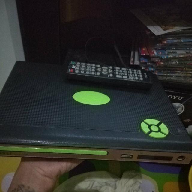 dvd rinrei green