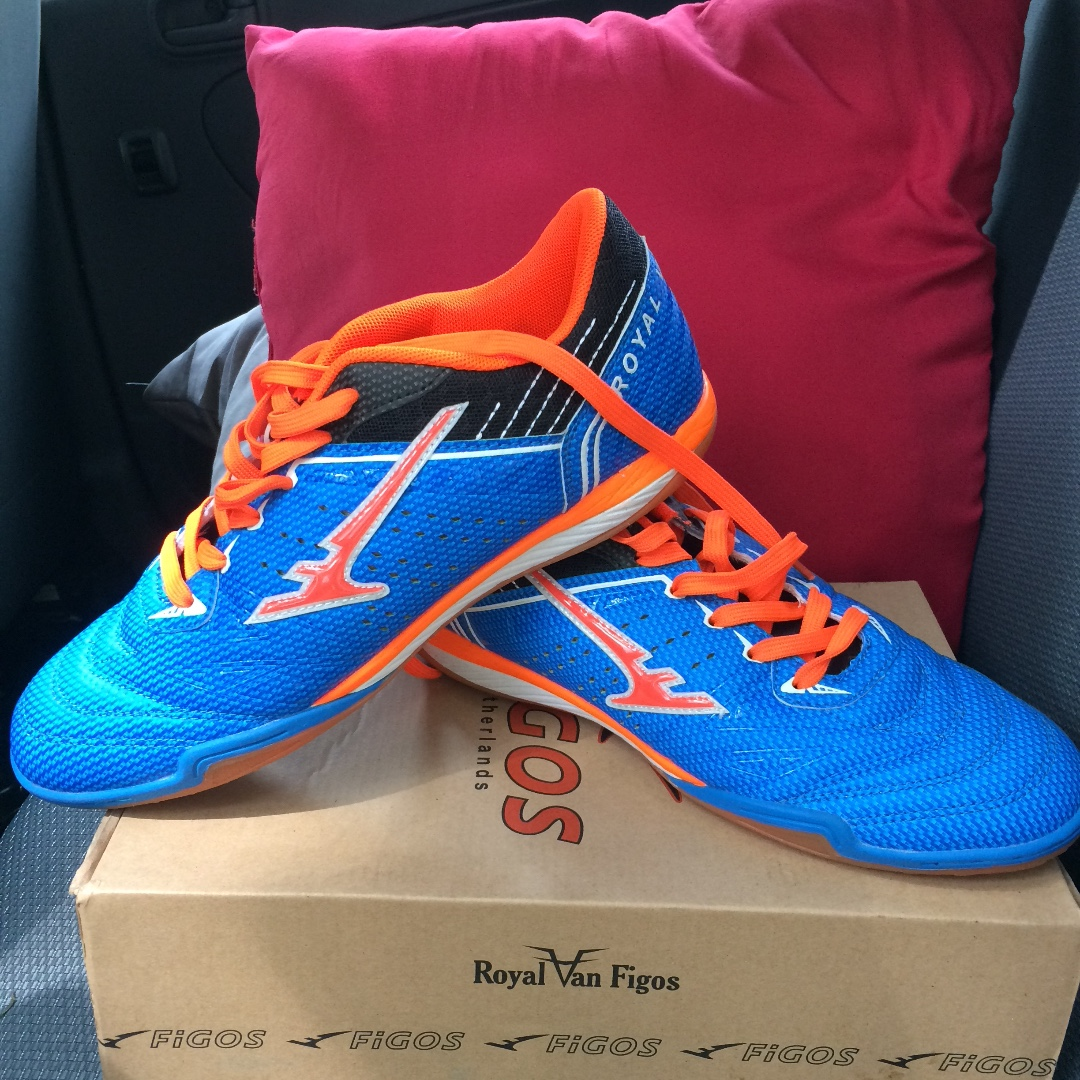 487b5e301 Figos Futsal Shoes