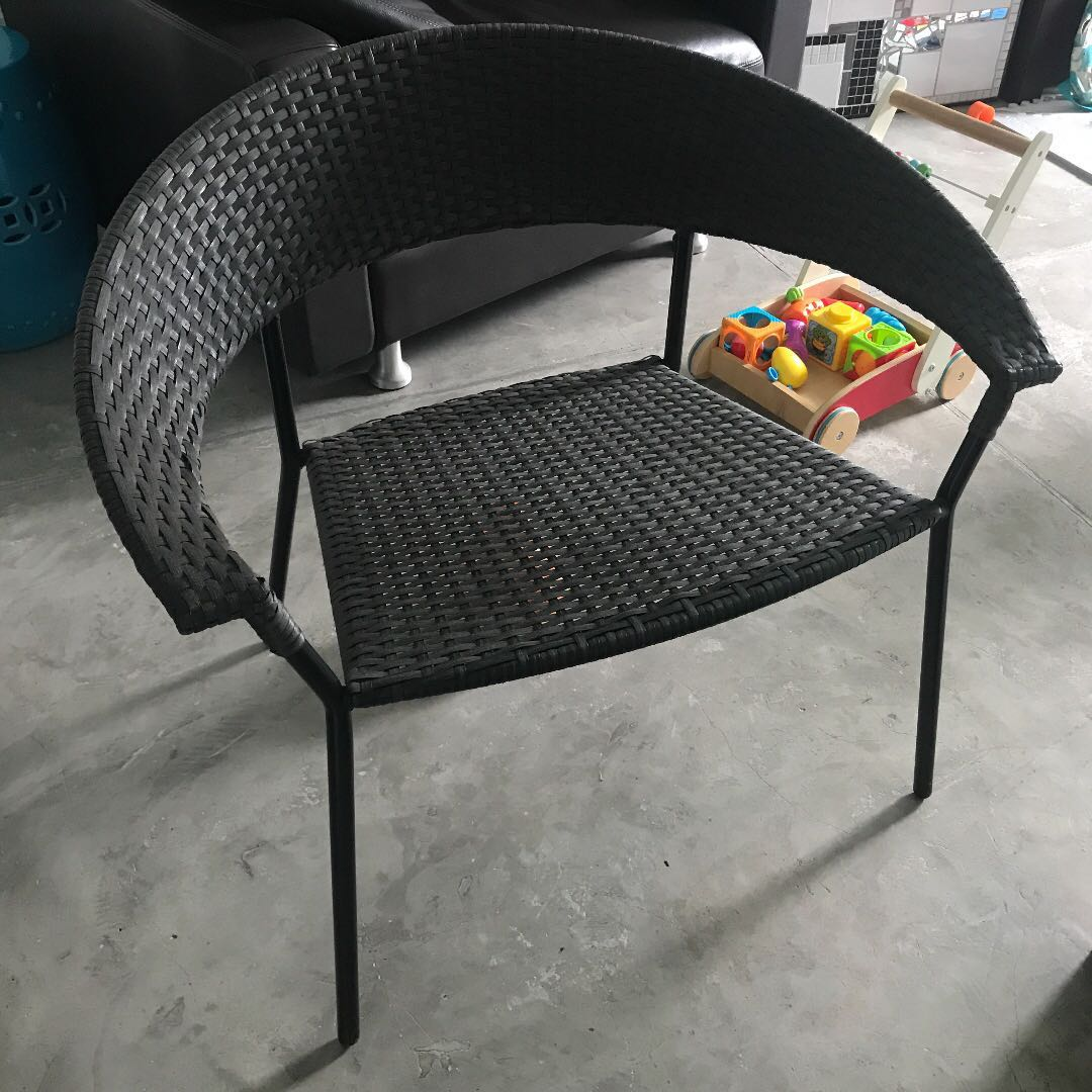 Free 4 Ikea Ammero Outdoor Chairs