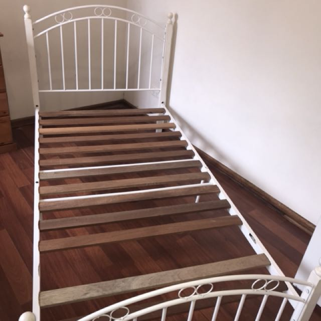 FREE KING SINGLE BEDS x2