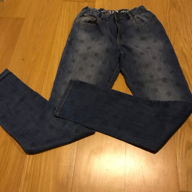 Gap kids super skinny size 14