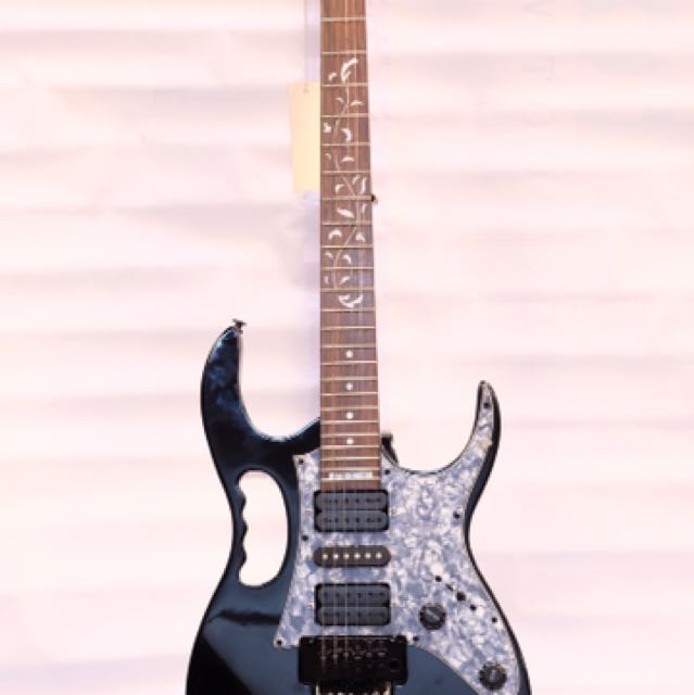 Gitar Elektrik Ibanez JEM 555 Music Media Instruments On Carousell