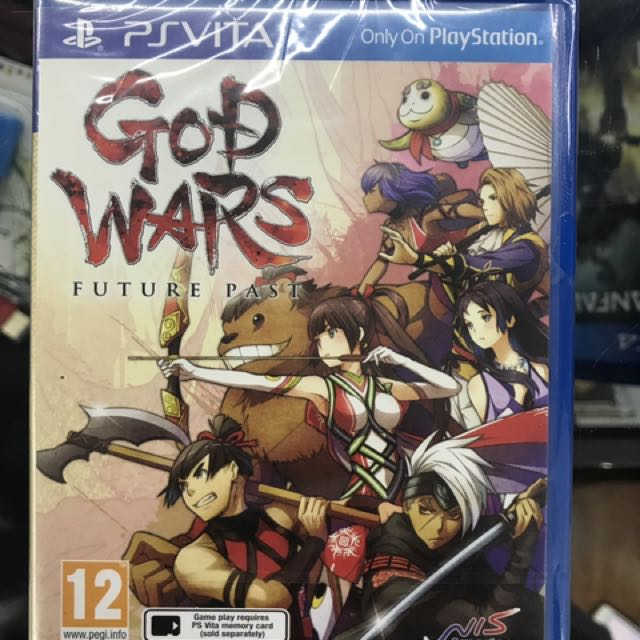 God Wars:Future Past (Eng.ver)