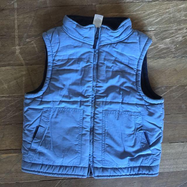 Gymboree Winter Vest 3T