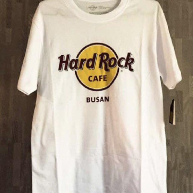 Hardrock cafe shirt Busan