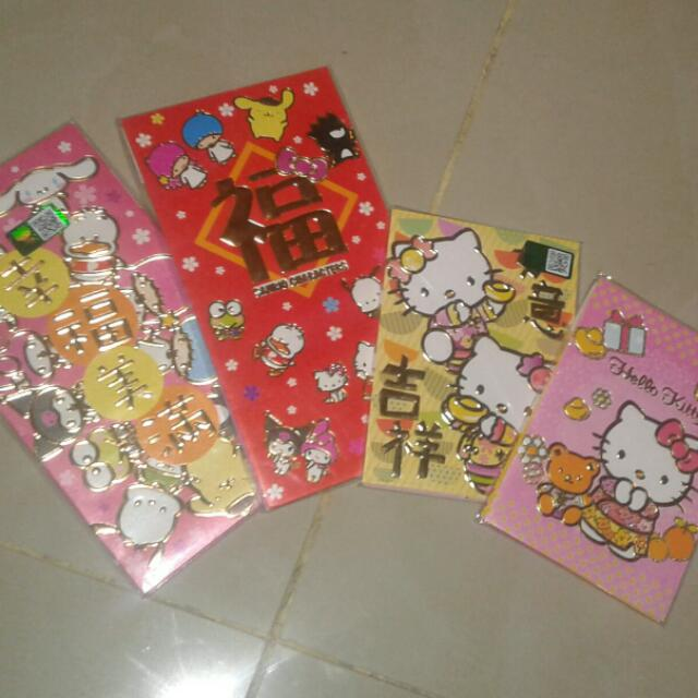 Hello Kitty ampao