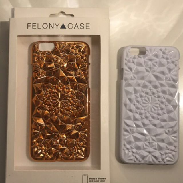iPhone 6 Felony case