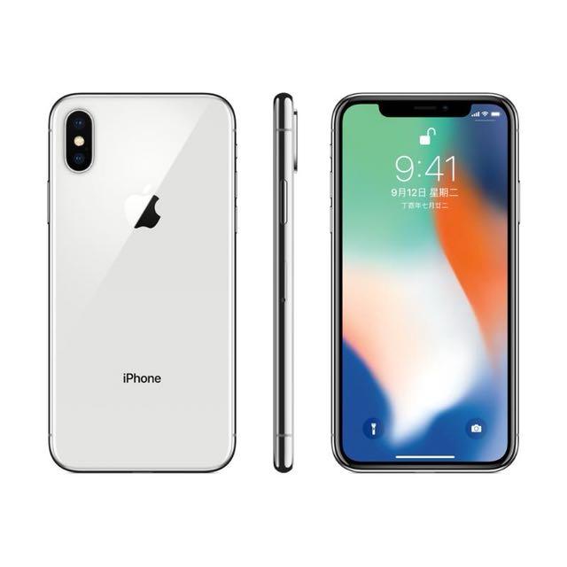 iphone x 全新未拆封 64g