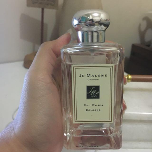 J. Malone parfume