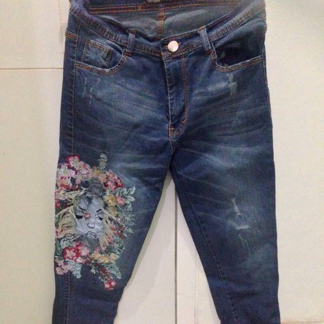 Jeans Zara Look A Like