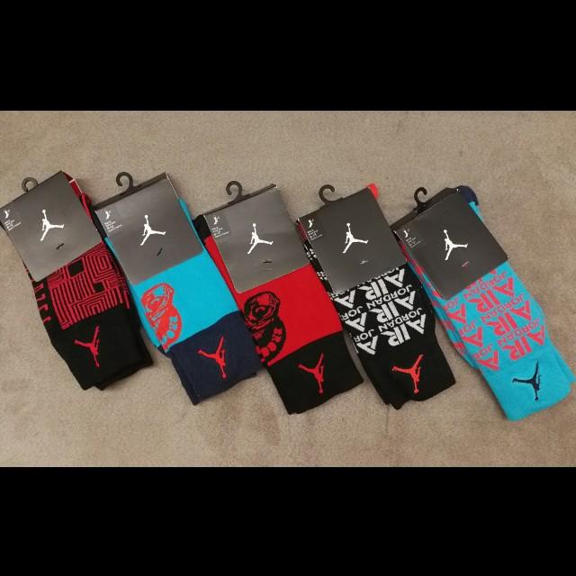 Jordan 運動襪