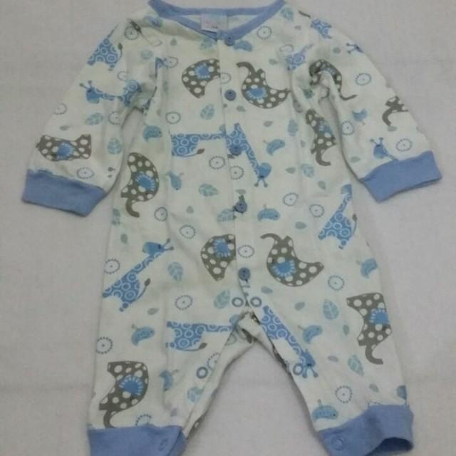 Jumsuit Baby Blue