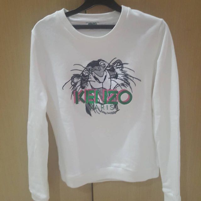 Kenzo Woman Sweater Jungle