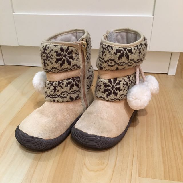Kinloch Anderson女童短靴
