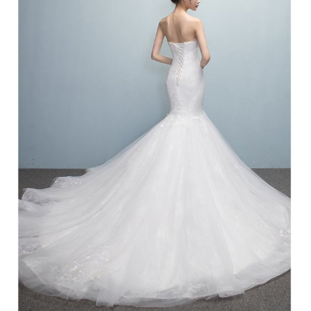 Perfect Tube Wedding Gowns Elaboration - All Wedding Dresses ...