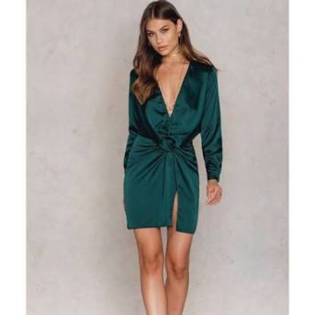 Lioness Fame And Lust Silk Dress