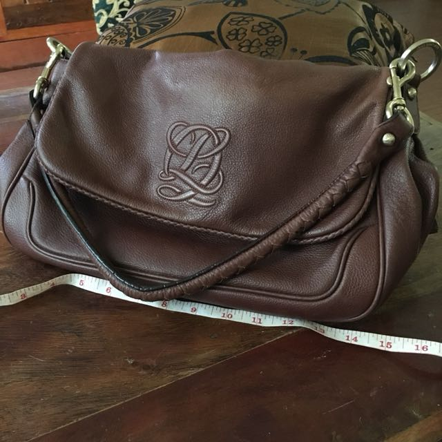 Louis Quatorze Shoulder Bag