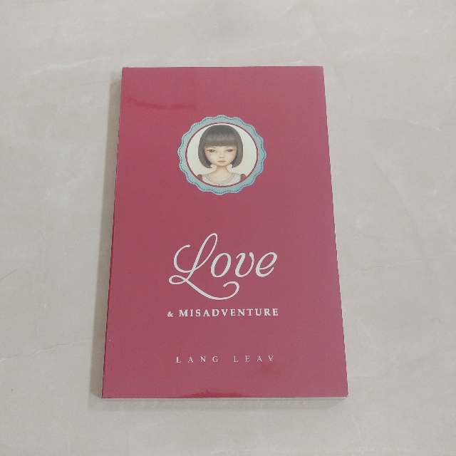 Love & Misadventure by Lang Leav (English) Promo Buku Import Murah