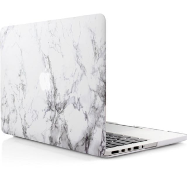 MacBook Pro 13 inch marble case
