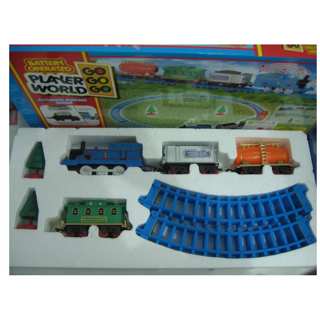 Mainan Kereta Api THOMAS / TOMIS The Big Family 2277-13