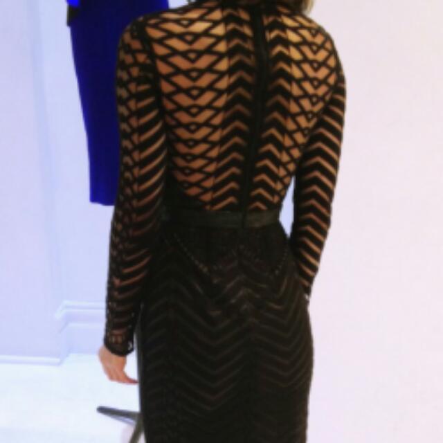 Manning Cartell queen of spades dress