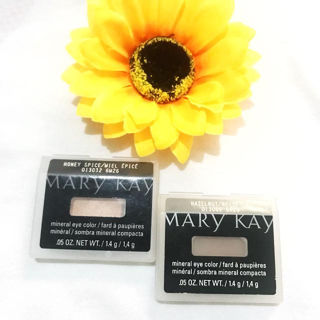 Mary Kay Single Eyeshadows bundle