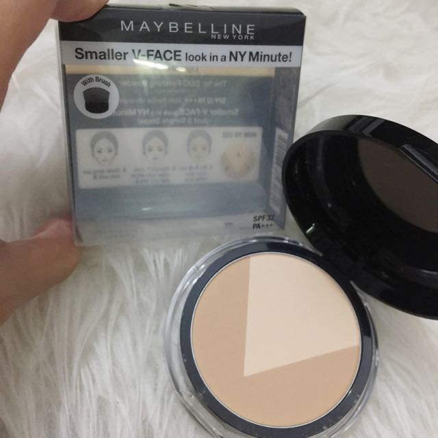 Maybelline Vshape Powder ( Masih Segel )