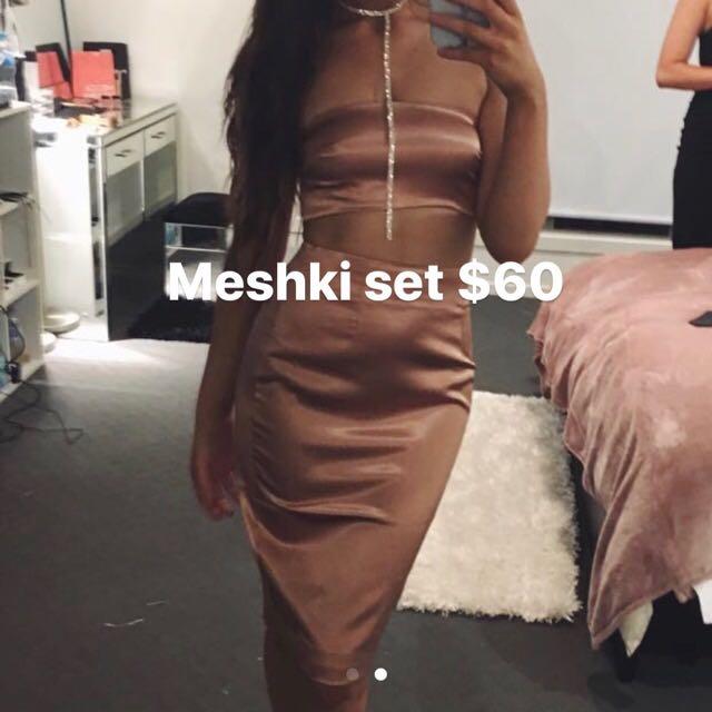 Meshki set