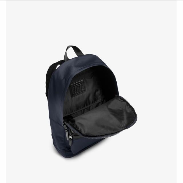 8e9bdec067f3 Michael Kors Kent nylon backpack Indigo, Men's Fashion, Bags & Wallets on  Carousell
