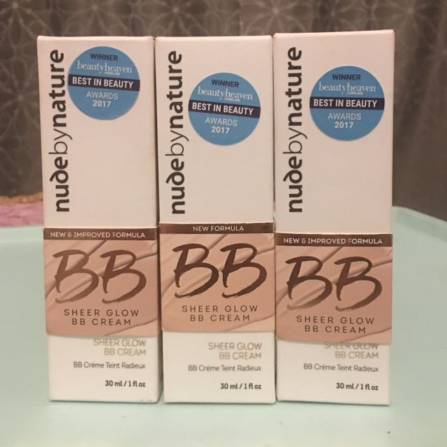 NBN BB cream - brand new