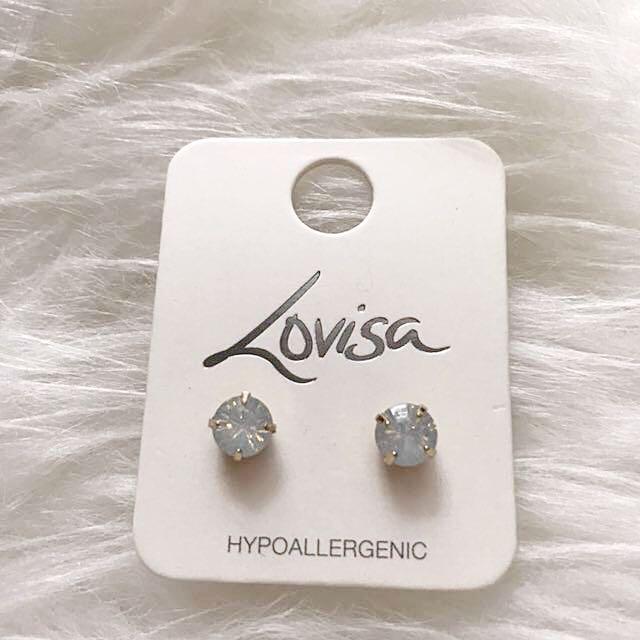 NEW - LOVISA earrings