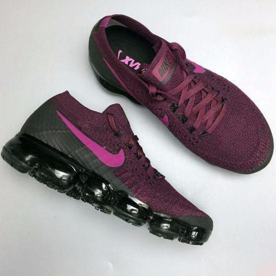 quality design 3dfa5 e45e0 Nike Air Vapormax Flyknit Bordeaux Berry Purple