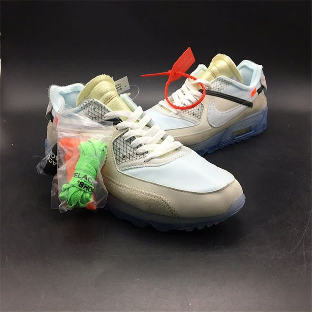 Nike Airmax 90 x Off White