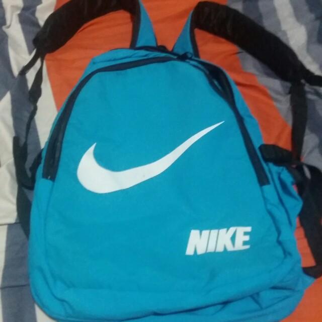 f9e16966adef Nike Backpack lightblue