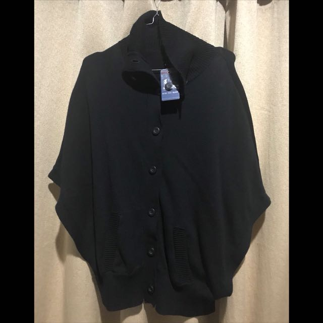 Noir Sur Blanc Ibx Poncho