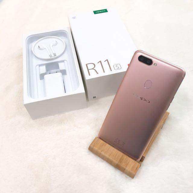 Oppo R11s gold 2019/1/16 64G