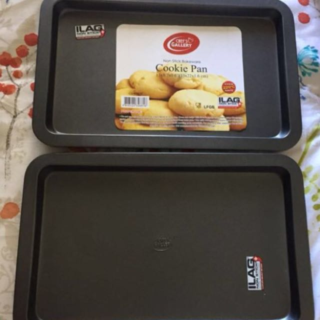 Oven cookie pan