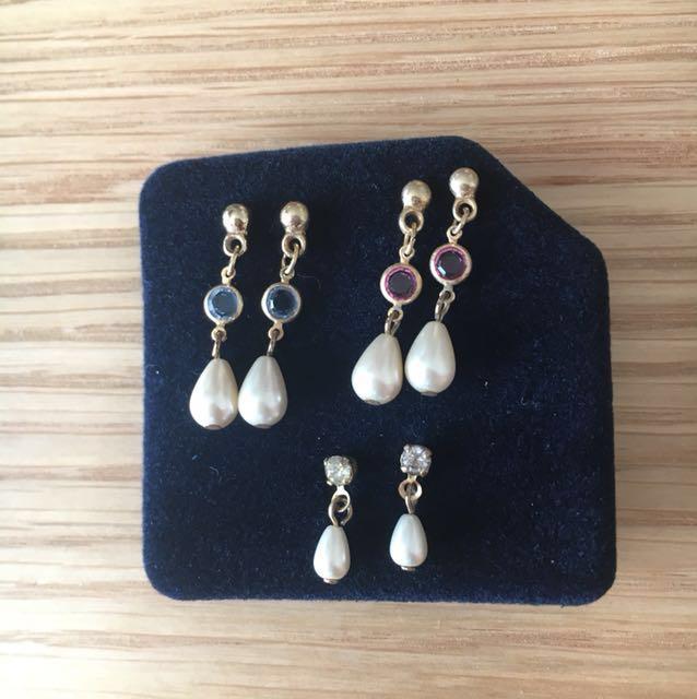 Pearl piercings