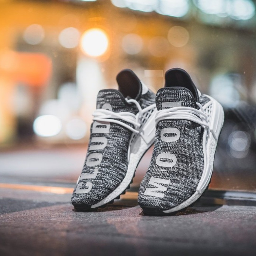 9c33f5797 ... discount pharrell williams x adidas human race trail nmd trail race core  schwarz fesyen e604e8 5768f