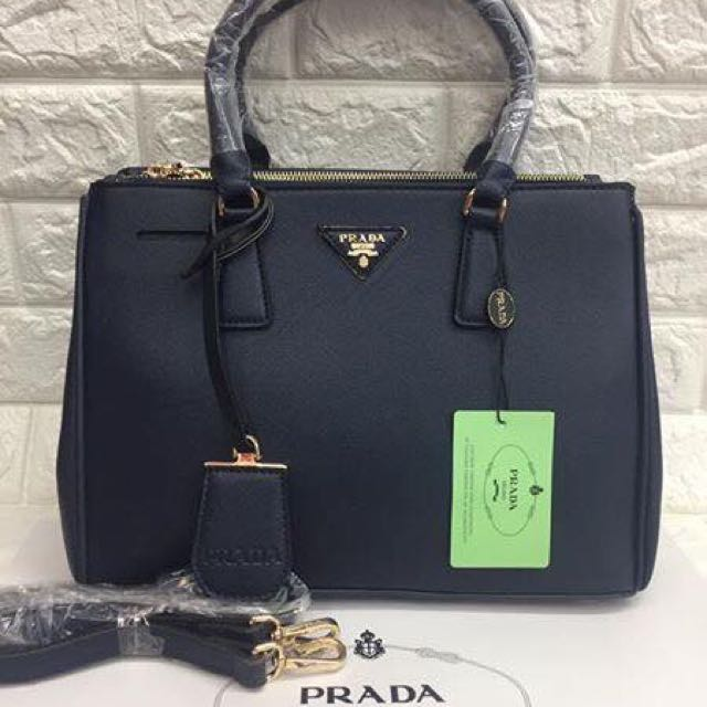 bbd495762aefcb ... france prada bag preloved womens fashion bags wallets on carousell  9a643 970f0
