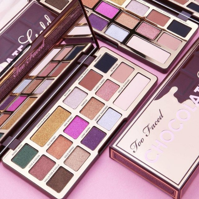 [PRE ORDER] Too Faced Chocolate Gold Bar Eyeshadow Palette