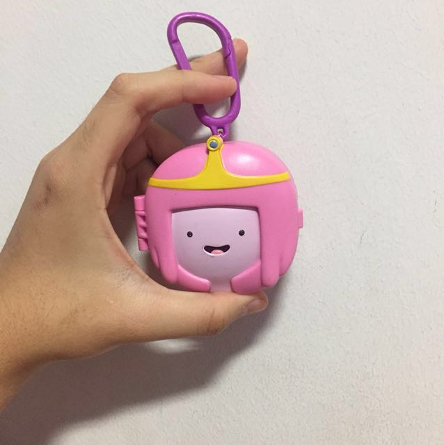 Princess Bubblegum McD Happy Meal Toy
