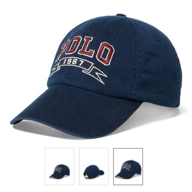 Ralph Lauren鴨舌帽