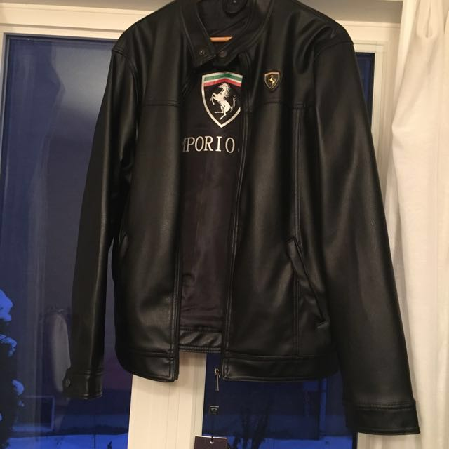 *REAL* Ferrari Emporio & Co. Jacket