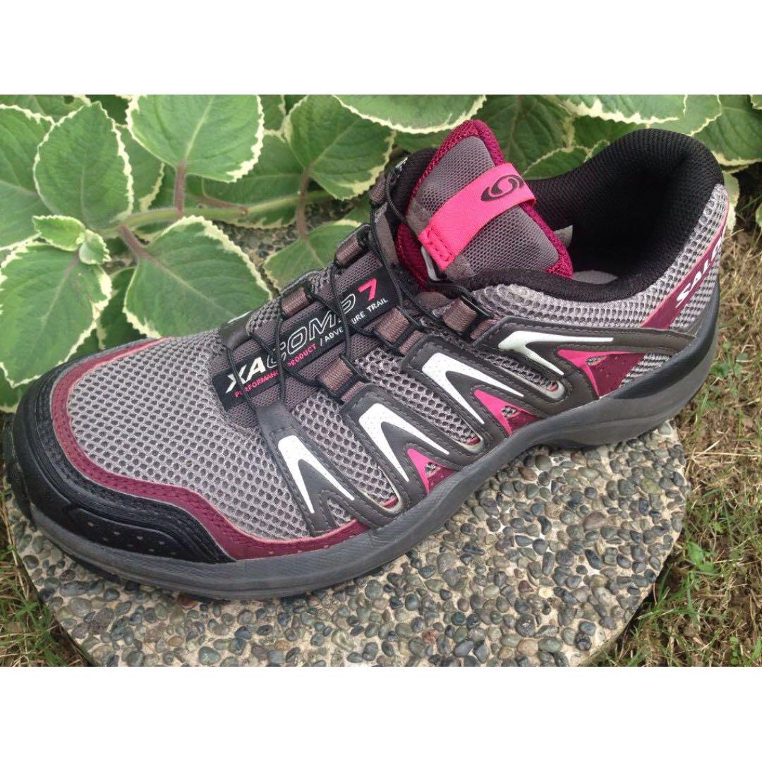 With free item! Salomon XA Comp 7 Trail Shoes Women's